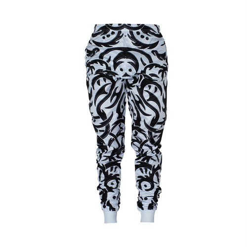 【SOWET】TRIBAL WHITE PANTS