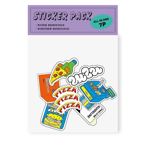 STICKER PACK (7P)