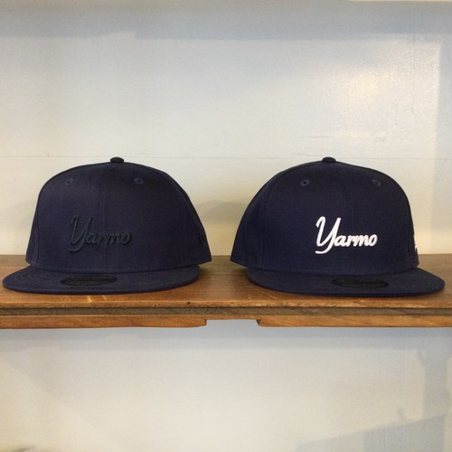Yarmo × New Era / Embroidered 59 FIFTY Cap