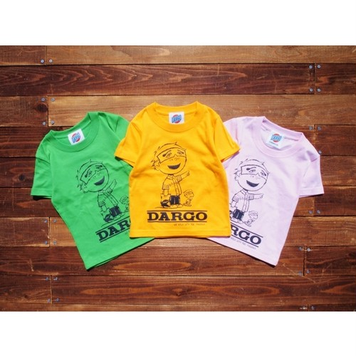 "【DARGO】""FUKUOKA CITY"" T-shirt (KIDS)"