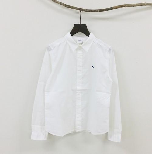 【grin】ブロードネコシャツ / 8205T-014
