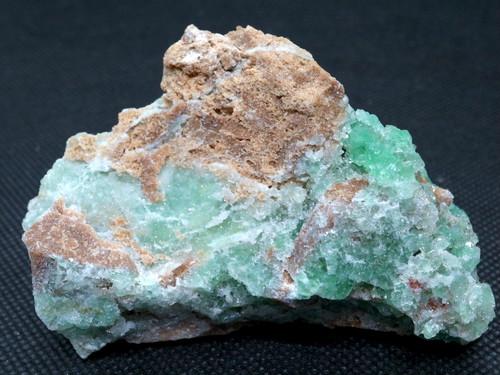 アメリカ産! グリーン フローライト 蛍石 原石 イギリス産 127g  FL028
