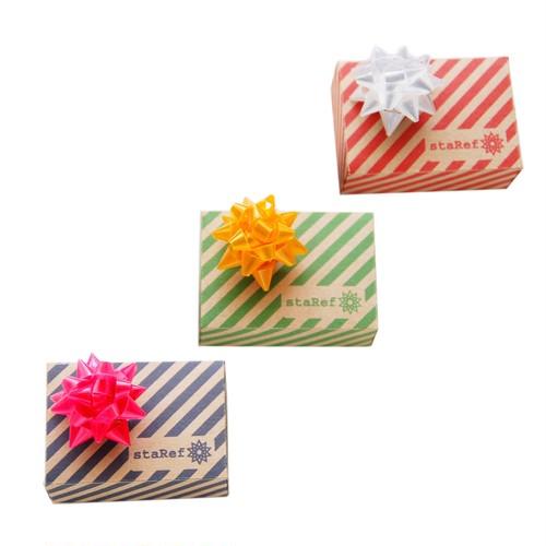 staRef リング:蛍光ピンク/オレンジ/ホワイト