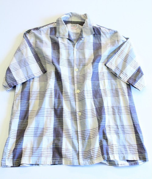 60's B.V.D Short sleeve shirts