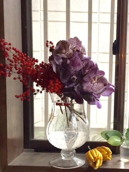 お正月お仕度お花セット