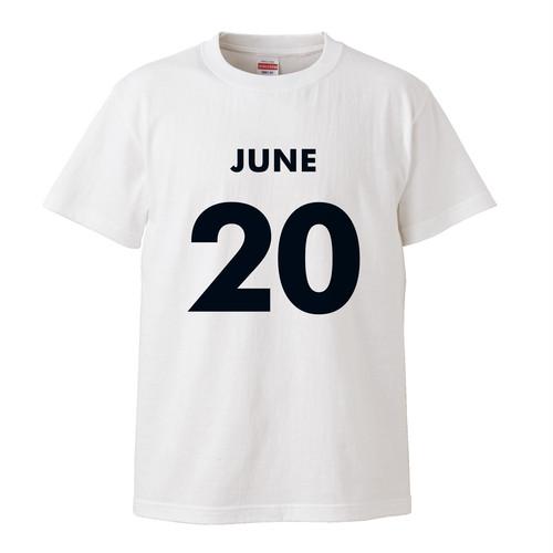 6月20日