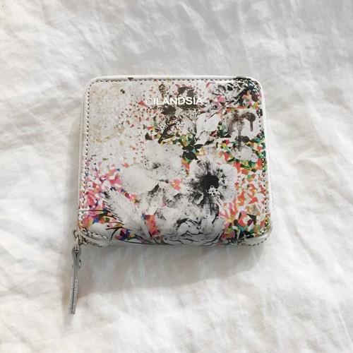 【xmas gift selection】CILANDSIA art leather Short wallet