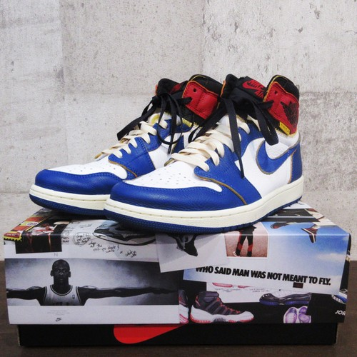 NIKE × UNION AIR JORDAN 1 RETRO HI NRG / UN ※UNION限定カラー