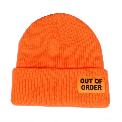 ANTI HERO OUT OF ORDER CUFF BEANIE ニットキャップ