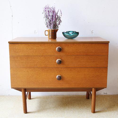 1960年代~70年代 イギリス Avalon Furniture ヴィンテージ チェスト キャビネット サイドボード