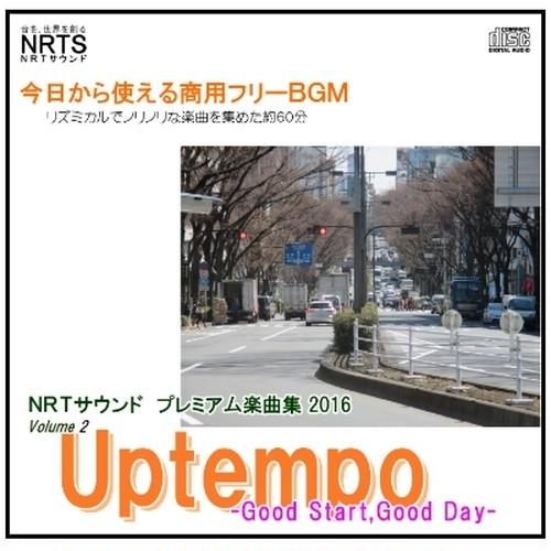 プレミアム楽曲集2016 Volume 2 -Uptempo-