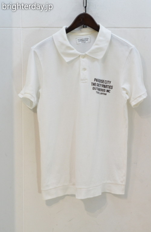 WACKO MARIA POLO SHIRT