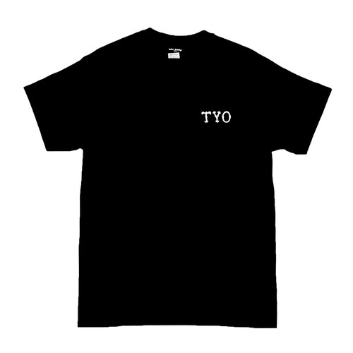 WasHere TYO KIDS TEE (BLACK)