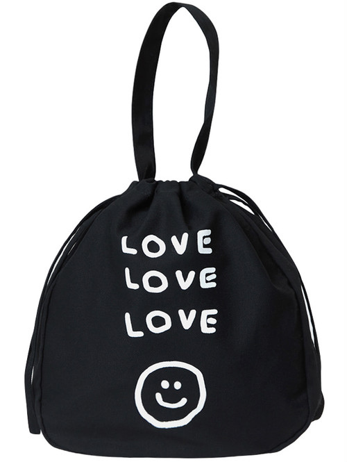 【inapsquare】BUCKET BAG LOVE