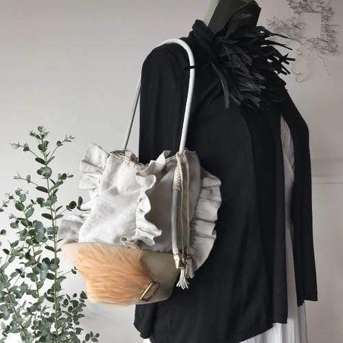 Noël - shifuku bag / col: Irish grey