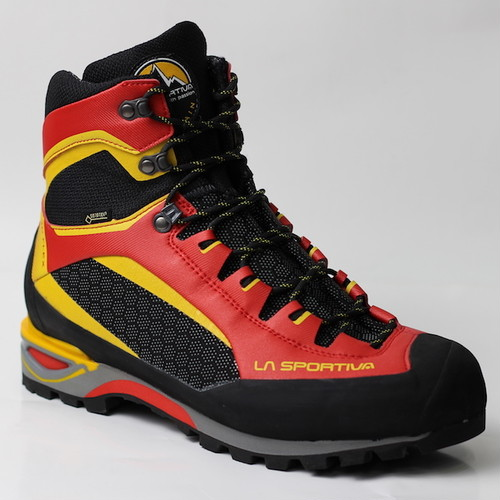 LA SPORTIVA TRANGO TOWER GTX RED/YELLOW スポルティバ トランゴタワー