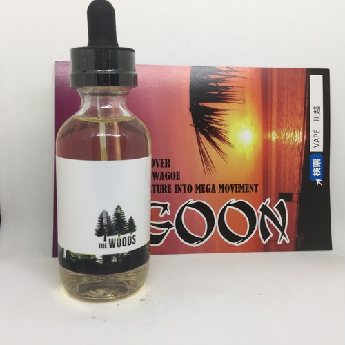 The Woods E-liquid The Woods#2