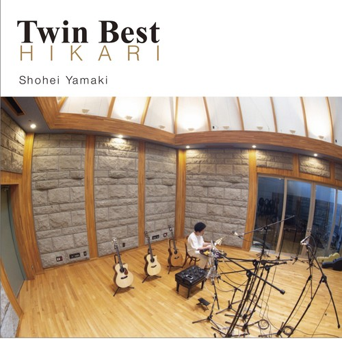 "Shohei Yamaki Twin Best ""HIKARI"""