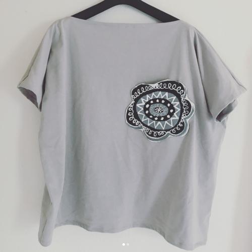 【布雑貨】スクエアTシャツ