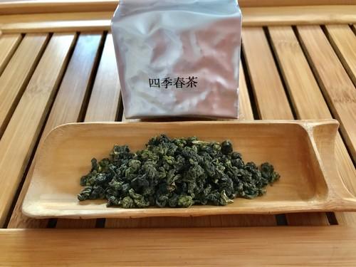 四季春茶  50g