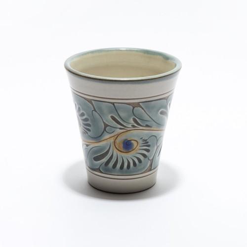 壺屋焼 育陶園 ビアカップ(BEER&CRAFT期間限定)