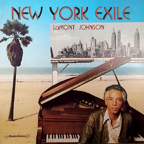 LaMont Johnson - New York Exile