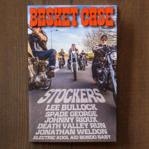 BASKET CASE magazine issue #08