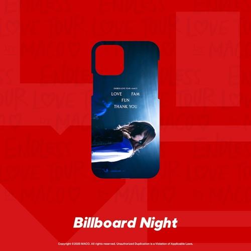 """Endless Love Tour"" iPhone Case(写真/ブルー)"