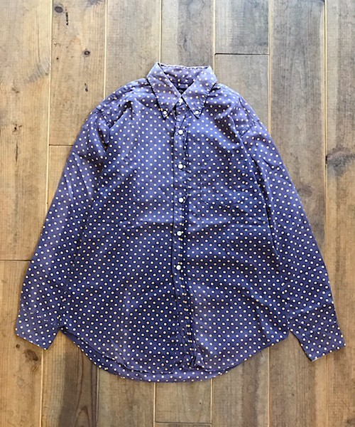"60s TOWN CRAFT ""DOT"" SHIRTS (UT-662)"