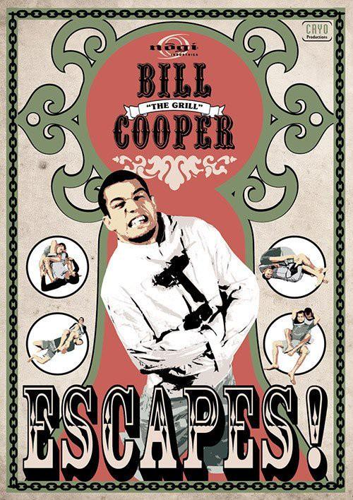 ビル・クーパー  エスケープス!DVD