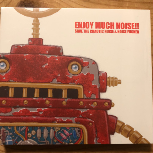 ENJOY MUCH NOISE!! (SAVE THE CHAOTIC  NOISE & NOISE FUCKER)/ VA [2枚組CD]