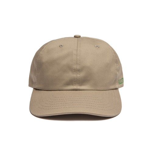ALLTIMERS / LINED UP HAT -TAN-