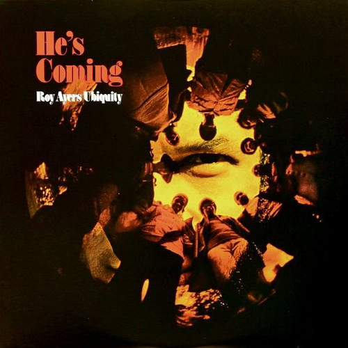 【USED/LP】Roy Ayers - UBIQUITY - HE'S COMING (US ORIGINALS)