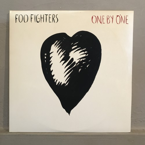 "●FOO FIGHTERS / ONE BY ONE(10""x 2)"