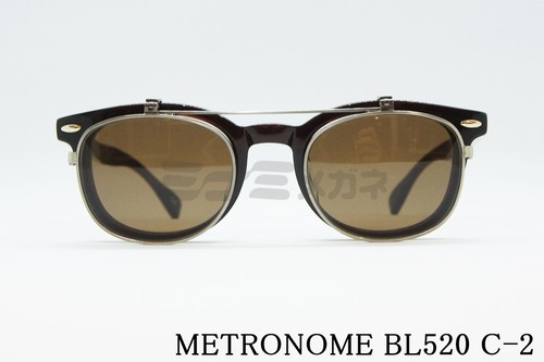 【King Gnu 常田大希着用モデル】METRONOME(メトロノーム)BL520 C-3 跳ね上げ