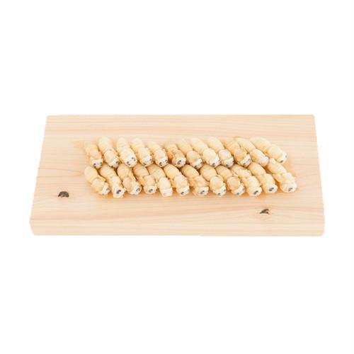 蜂の子さなぎ(冷凍)-岡山産オオスズメバチ