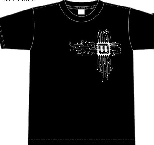 For the person from Oversea■T-shirt  of  Metropolis (Including Shipping Cost)