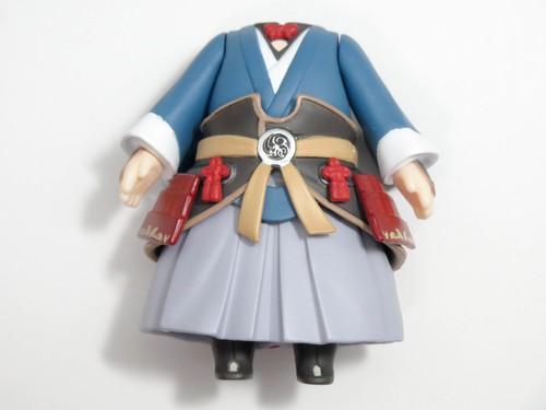 【SALE】【938】 歌仙兼定 体パーツ 戦闘服 ねんどろいど