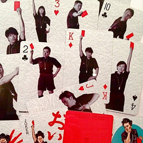 レッドカード54枚セット