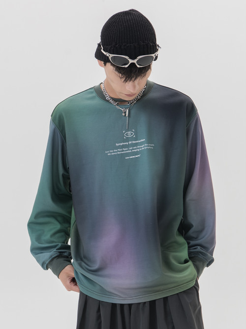 ★UNISEX  GreenグラデMTM 21400