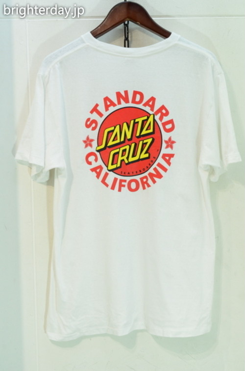 STANDARD CALIFORNIA × SANTA CRUZ Tシャツ