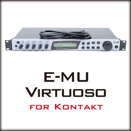 E-MU Virtuoso for Kontakt