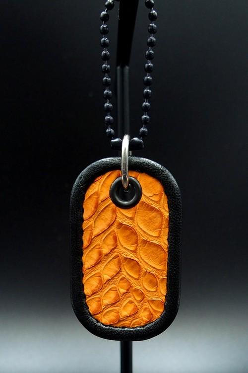 Item No.0329: Dog tag key holder/anteater