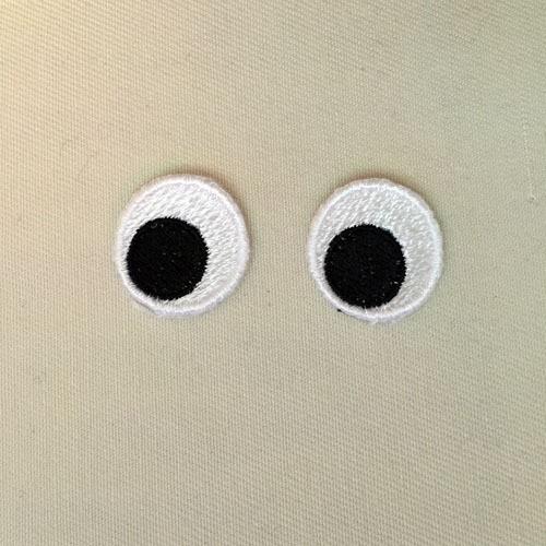 動かない動眼■2サイズあり