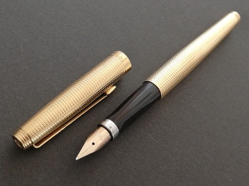 '70s パーカー 75 インシグニア PARKER 75 Insignia (細字) 14K     01885