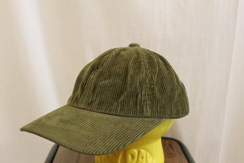 CAL O LINE キャルオーライン / CORDUROY CAP