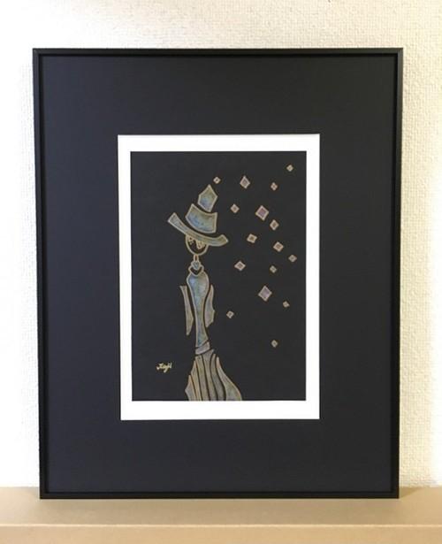 インテリア絵画 原画-P339