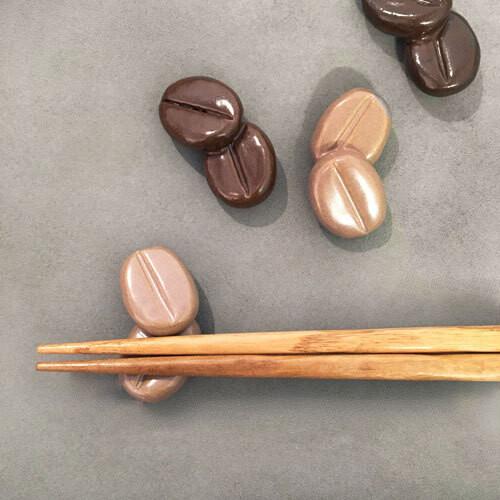 コーヒー豆箸置きギフトセット
