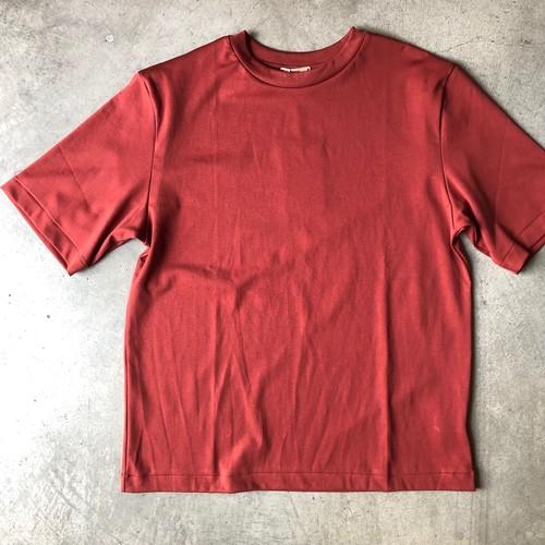 Lamond ラモンド スビンコットン 5分袖 Tシャツ