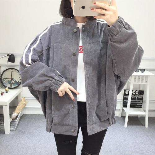 ♡big size corduroy jacket 2949